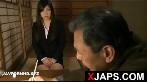 japanese father in law forced daughter in law